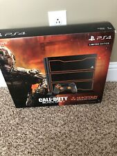 Sony Playstation 4 Call Of Duty Black Ops Iii Limited Edition 1tb