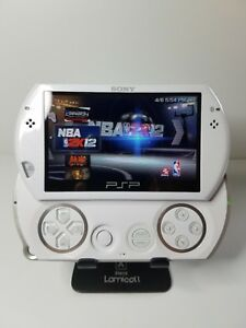 Details about Pspgo Pearl White Handheld PSP Go Portable System