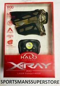 2317-Brand-New-Halo-X-Ray-800-Yard-Laser-RangeFinder-Camo-Free-Shipping