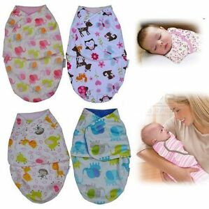 Brand New Swaddle Blanket Newborn Baby Swaddling Wrap Blanket 0 4