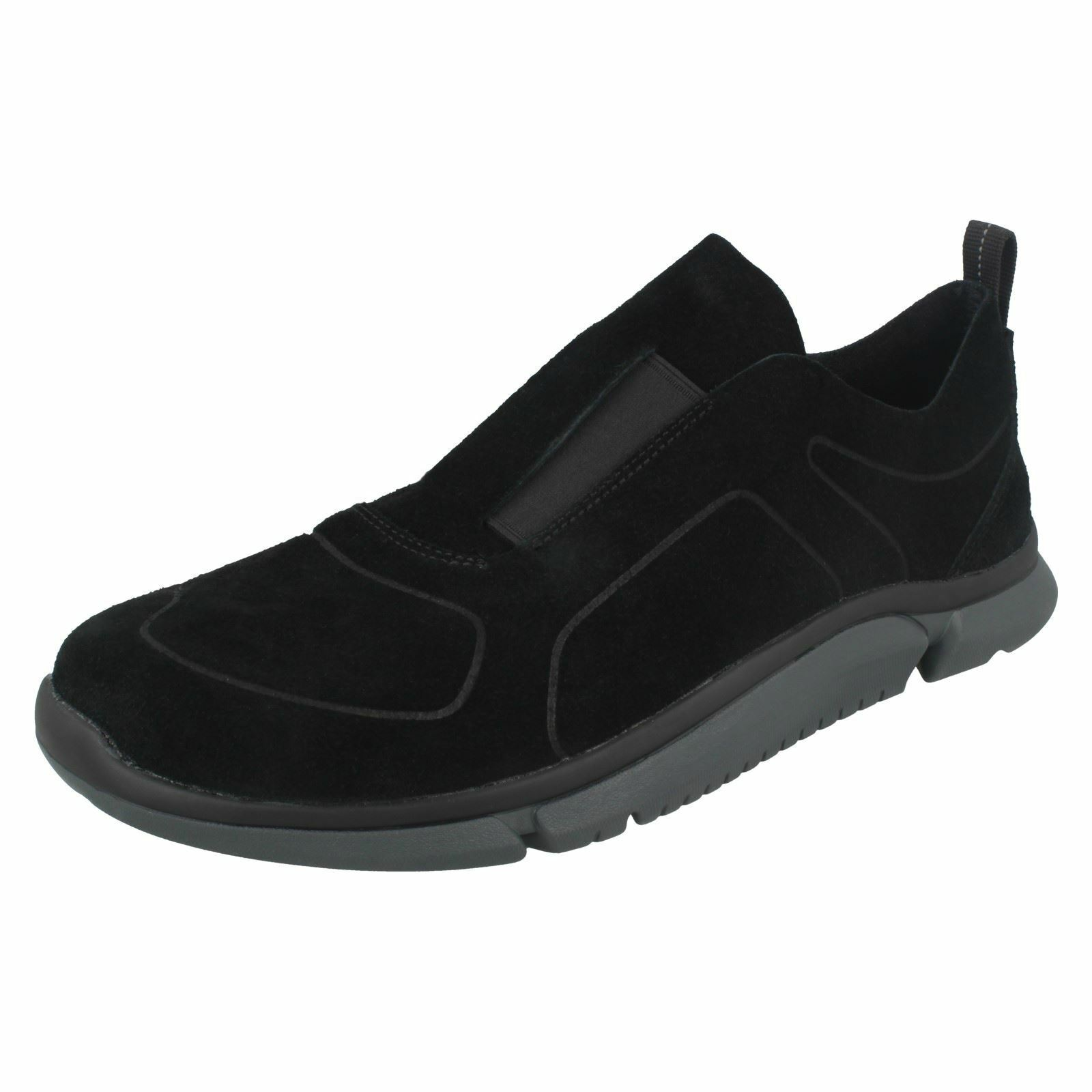 Clarks Clarks Clarks Mens Casual Shoes - Triken Easy a3cd8b