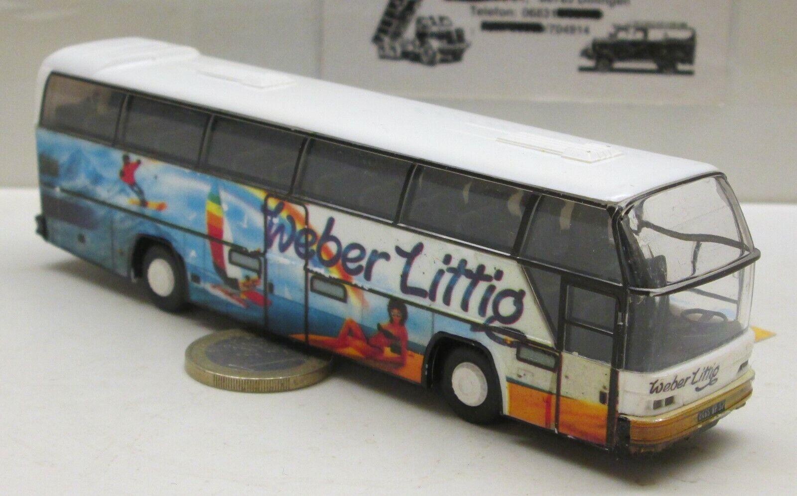 barato en línea Rietze  Neoplan Cityliner Cityliner Cityliner  Weber littig  (4783)  Entrega gratuita y rápida disponible.