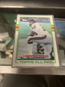 50-quantity-1989-Topps-Football-166-Lawrence-Taylor-New-York-Giants-All-Pro