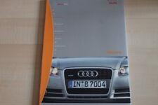 SV0514) Audi A3 Sportback - A4 - S4 - A6 2.7 TDI Pressemappe 09/2004