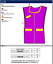 LARGE-LOOSE-SHIRT-WOMAN-SECTOR-ALIMENTARY-DELI-BAKERY-LABORATORIES-L418-GP thumbnail 4
