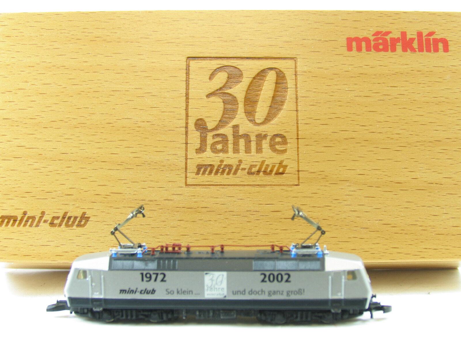 e-Lok BR 120 modello speciale 1972 - 2002  30 anni Mini-club  sl408