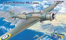 Valom 1/72 Model Kit 72077 Vickers Wellesley Type 292 LRDU