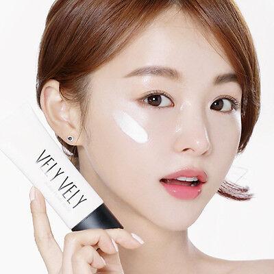 Imvely Vely Vely Aura Perla 40ML base de maquillaje brillante humedad base  Cosméticos de Corea | eBay