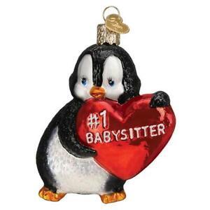 Old-World-Christmas-BEST-BABYSITTER-1-Babysitter-36277-N-Glass-Orn-w-OWC-Bx