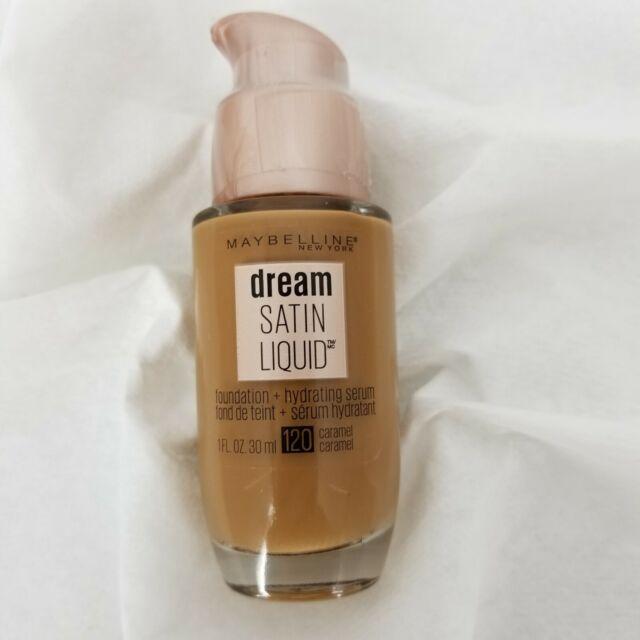 Maybelline Dream Satin Liquid Foundation Pure Beige 70