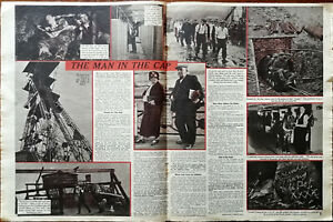 The-Man-In-The-Cap-Britain-Coal-Mining-Vintage-Article-1949