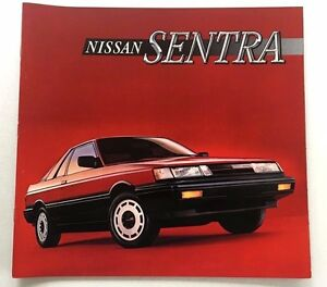 1987 Nissan Sentra 20 Page Original Car Sales Brochure Catalog Se Coupe 1986 Ebay Every used car for sale comes with a free carfax report. details about 1987 nissan sentra 20 page original car sales brochure catalog se coupe 1986