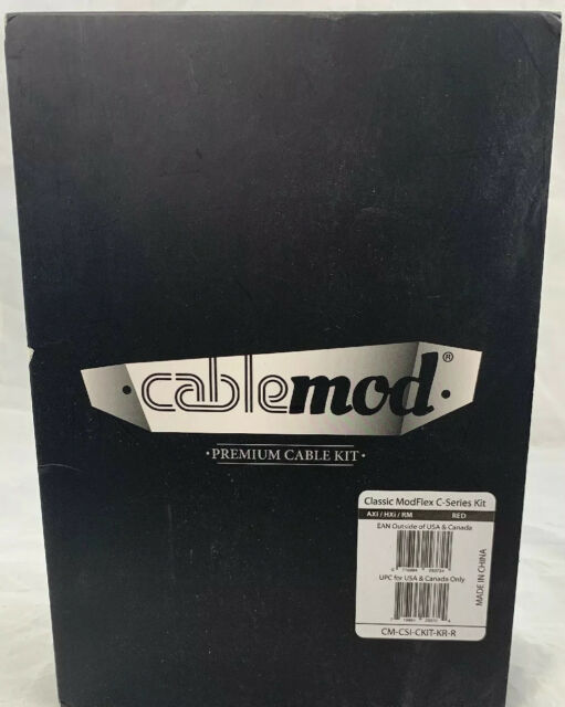 CableMod C-Series Premium Cable Kit AXi//HXi//RM