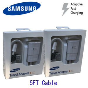 Cable Charger  For Samsung Galaxy Tab 3 Tab 4 Tab A New Wall Adapter Tab S2