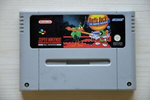 SNES-Daffy-Duck-the-marvin-missions-pour-Super-Nintendo
