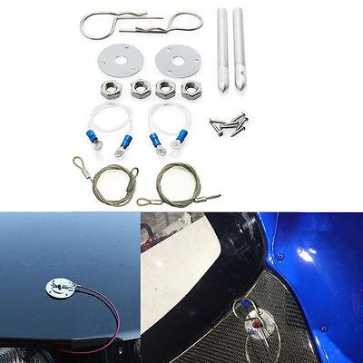 High Quality Muscle Racing Car Vehicles Plus Flush Hair Pin Style Hood Latch Pin