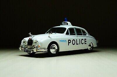 Jaguar MK II UK Police 1959 1:43 DeAgostini World/'s Police Car #3