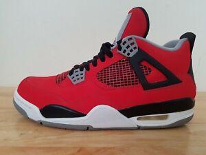 separation shoes 54e79 8a660 Details about Air Jordan 4 Retro Toro Bravo Mens Basketball Shoes Trainers  UK 7.5