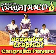 Acapulco Tropical Cangrejito Playero CD