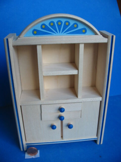 Nº 62 Dora Kuhn armario 1 10 10 10 casas de muñecas muñecas Tube casa de muñecas accesorios 3d7061