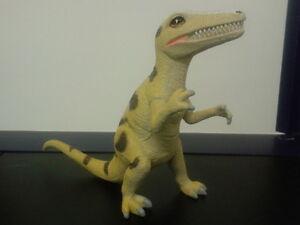Plastic Dinosaur 6-8 inches Childrens Toy Tyrannosaurus Stegosaurus Choose One
