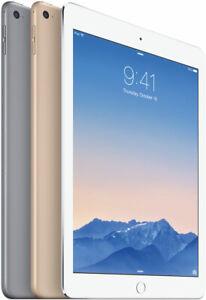 Apple iPad Air 2 16GB & 32GB Cellular iOS Tablet Unlocked - All Colours
