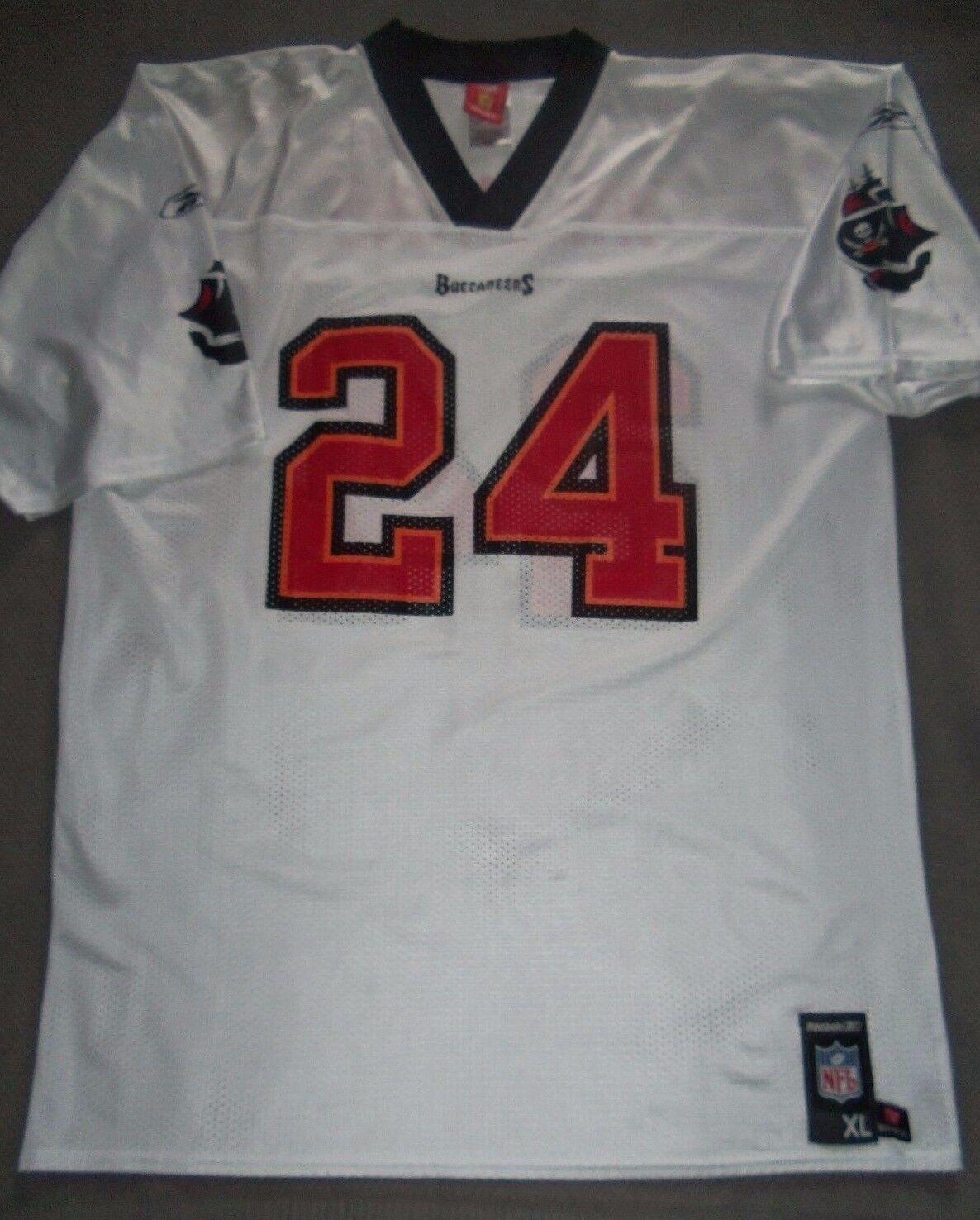 NFL Tampa Bay Buccaneers Reebok Jersey Size XL - New
