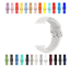 For-Apple-Watch-Series-5-4-3-2-1-Waterproof-Silicone-Sports-Band-Strap miniatura 5