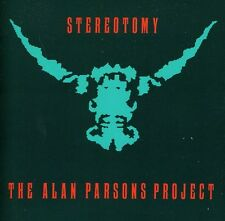 Stereotomy by The Alan Parsons Project/Alan Parsons (CD, Jan-2009, BMG (distributor))