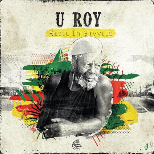 "U.Roy : Rebel in Styylle VINYL 12"" Album 2 discs (2019) ***NEW*** Amazing Value"