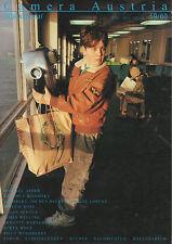 Camera Austria 59-60 / 1997. Allan Sekula, James Welling, Billy Woodberry…