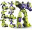 Construction-Vehicles-Engineering-Truck-Robot-Combiner-Devastator-Action-Figure thumbnail 1