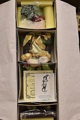 Show Stoppers Doll Flavo Florence Maranuk Collection Elf Fairy Nymth #38 COA NIB