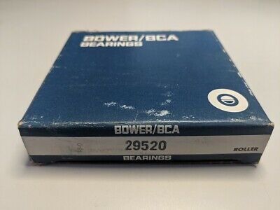 BOWER 29520 TAPERED ROLLER BEARING
