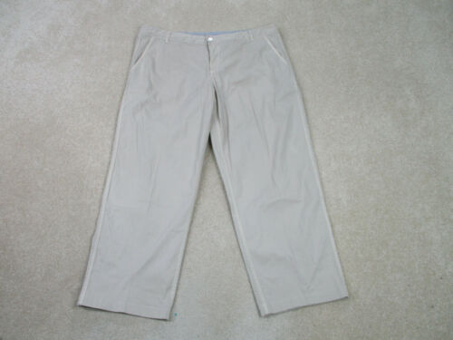 Vilebrequin Pants Adult 3XL XXXL Brown Chino Outdo