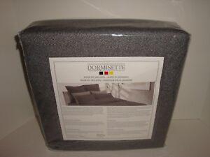 Dormisette-Wulfing-Luxury-Flannel-Herringbone-Queen-Duvet-Cover-Standard-Shams
