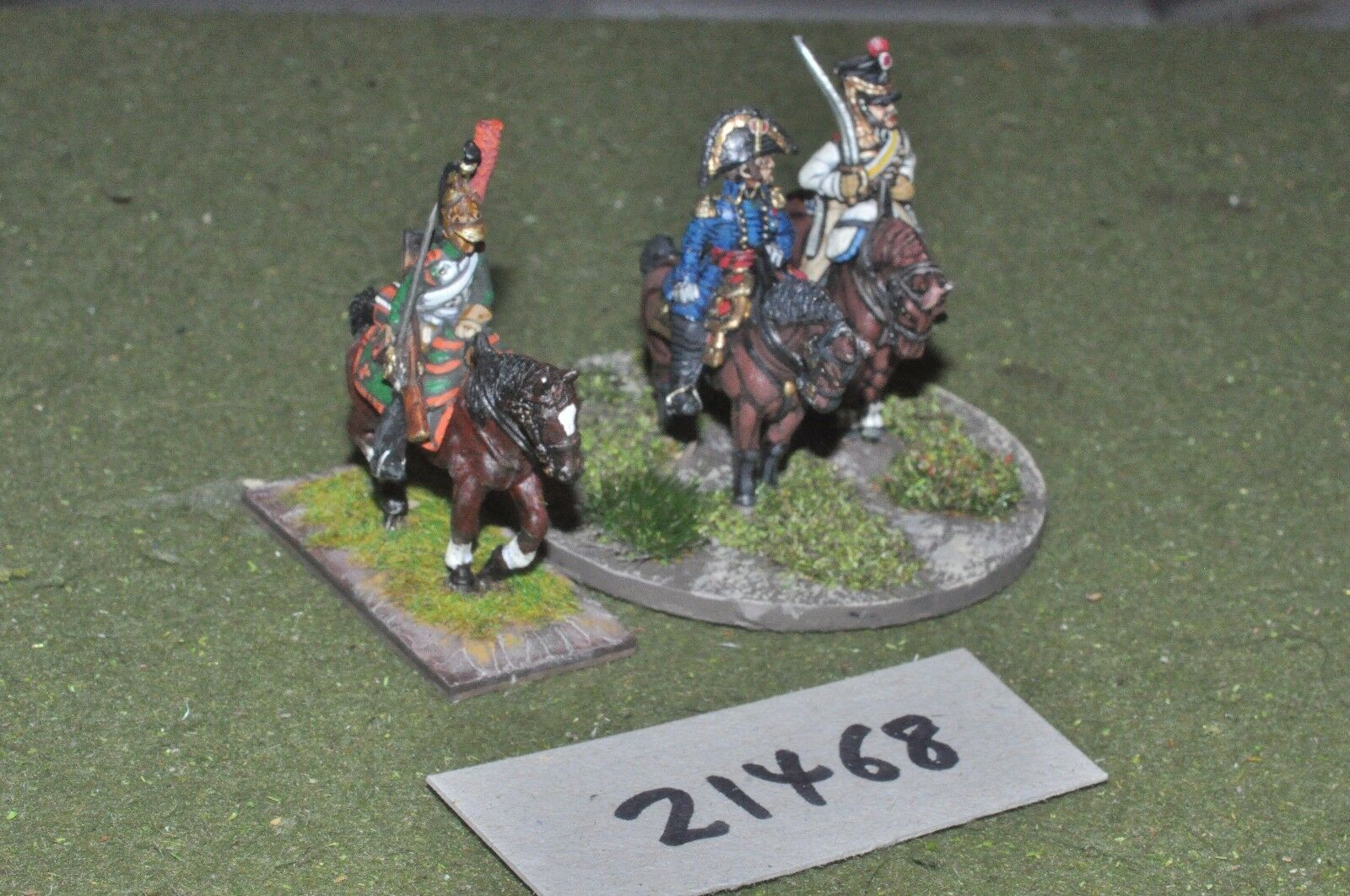 25mm napoleonic   french - command - command (21468)