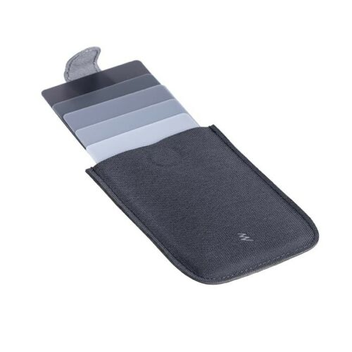 Dax The Wallet Monochrome Credit Card Slim Wallet