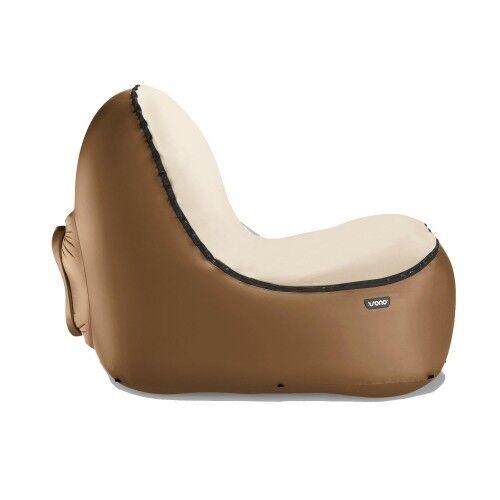 Trono TRONO Chair bronze Campingsessel Sessel Aufblasbar leicht geringes Packmaß