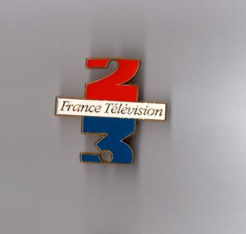 plusieurs versions au choix pin/'s télévision logo France Télévision 2 et 3