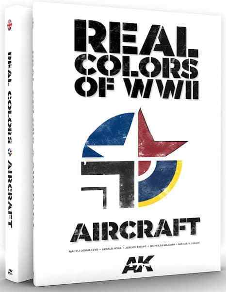 Real colors of WWII Aircraft. AK287