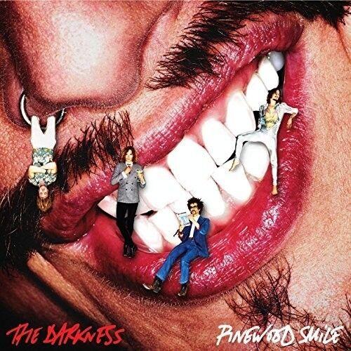 Pinewood Smile - Darkness (2017, CD NEU)