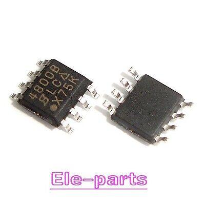 100 PCS SI4800BDY SOP-8 SI4800B SI4800 4800B N-Channel 30V MOSFET