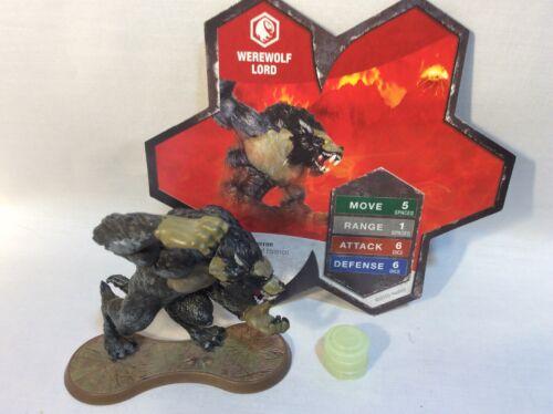 Heroscape Werewolf Lord Warriors Of Eberron