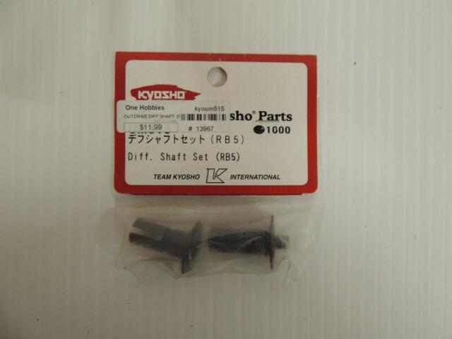 Kyosho America UM515 Diff Shaft Set Rb5