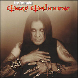 OZZY-OSBOURNE-2-CD-THE-ESSENTIAL-GREATEST-HITS-BEST-OF-BLACK-SABBATH-NEW