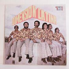 "33T DIMENSION LATINA Disque Vinyle LP 12"" LA COMPRITA - TOP THITS 1077 Rare"