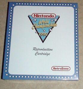NINTENDO-WORLD-CHAMPIONSHIPS-NES-Retro-Zone-BRAND-NEW