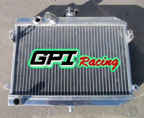 Aluminum radiator for SUZUKI VINSON 500 LTA500F LTF500F 2002-2007 03 04