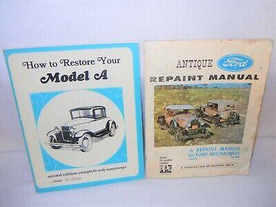 research.unir.net Motors Other Car Manuals MODEL A FORD MANUAL HOW ...